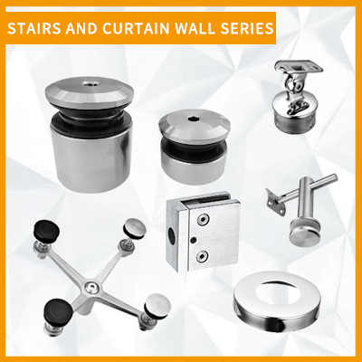 STAIRS AND CURTAIN WALL SERIES