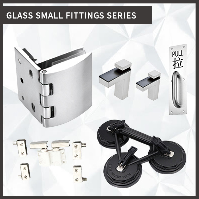 GLASS SMALL FITTINGS SERIES
